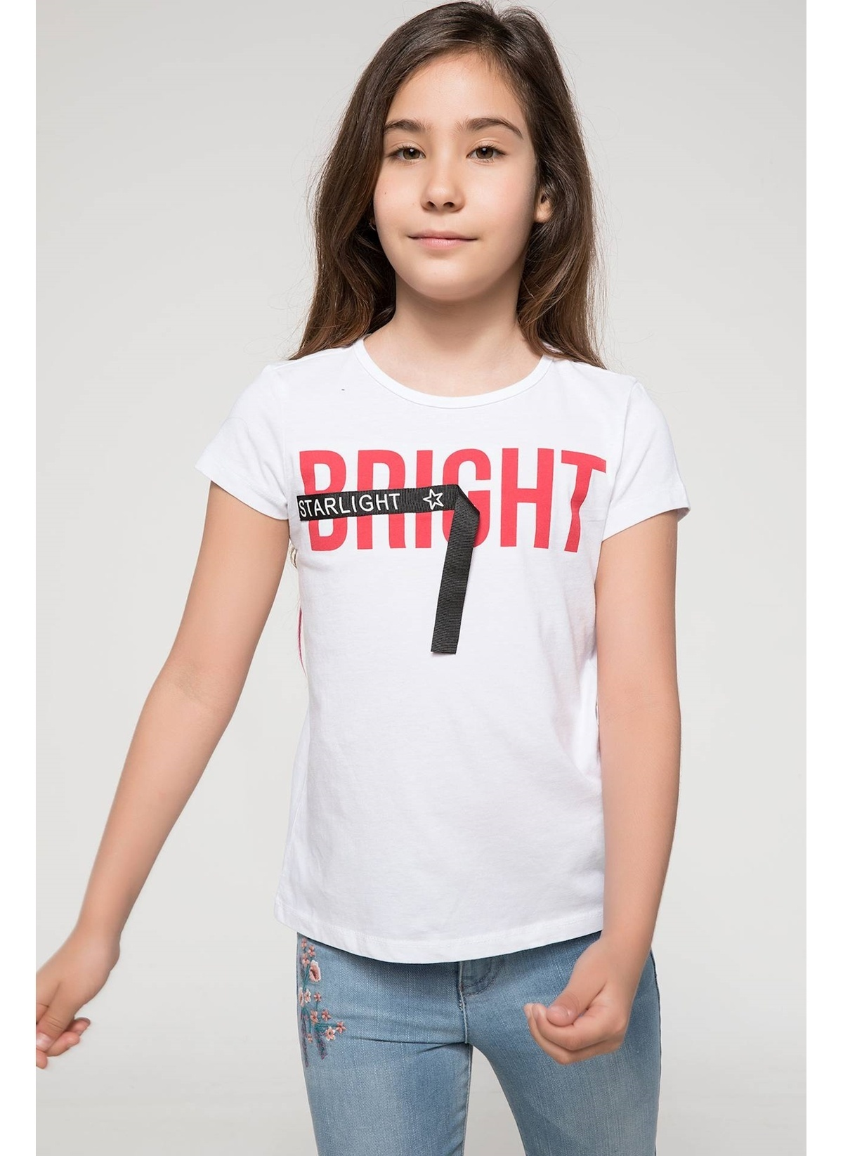 Defacto Body J4596a618smwt34 Genç Kız T-shirt – 12.99 TL